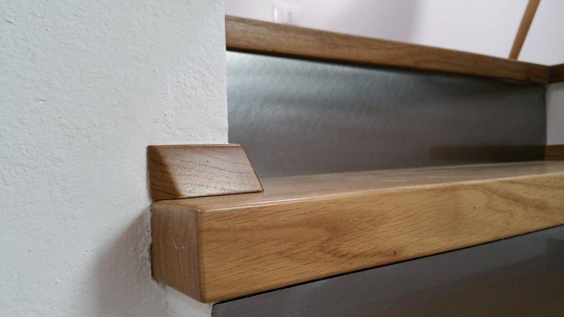 Scaletta In Legno Antica : Scala in legno